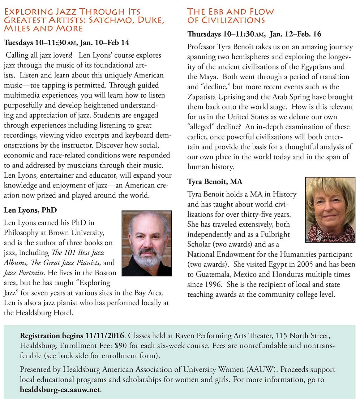 AAUW Winter 2017 Forum flyer 102916.indd